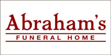 ABRAHAM'S FUNERAL HOME