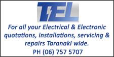 TARANAKI ELECTRONICS