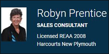Robyn Prentice – Harcourts New Plymouth